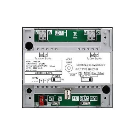 Aiphone JPWBA - Amplificateur de ligne - interface caméra NTSC