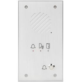 Aiphone TLI1 Platine de rue téléphonique 1 bouton