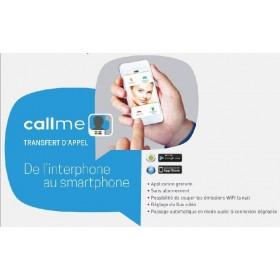 1722/58 Callme Transfer d'appel Urmet