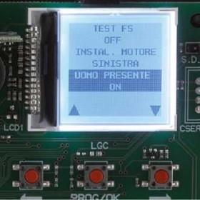 JPRSCP24D Carte electronique SLX1524 et SL324