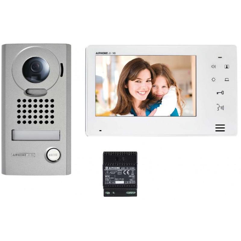 Aiphone JOS1V - Kit vidéo main libre Aiphone