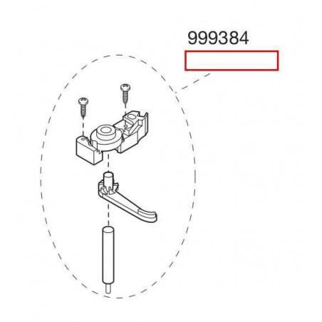 Déverrouillage moteur Cardin 999384