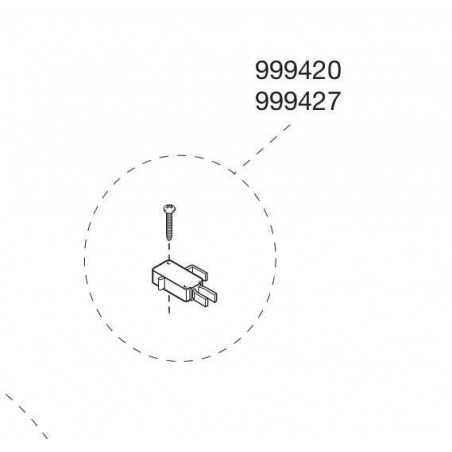 Micro-interrupteur fin de course BL1924