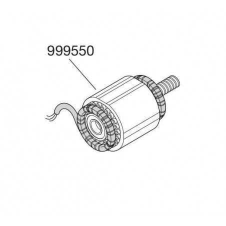 Moteur 220v BL1920 Cardin 999550