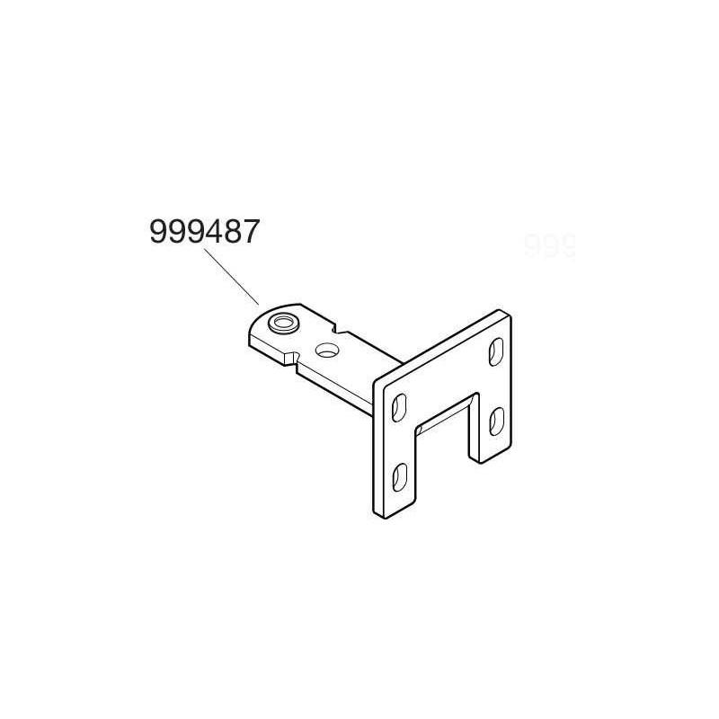 Patte fixation pilier BL224