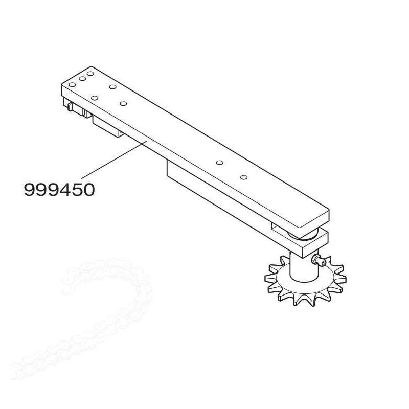 999450 pièces détachées CARDIN