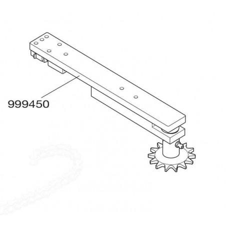 999450 - Levier de transmission Cardin
