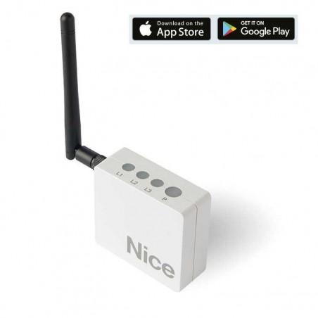 IT4WIFI Nice commande de portail par smartphone