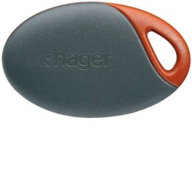 Tagil badge Hager