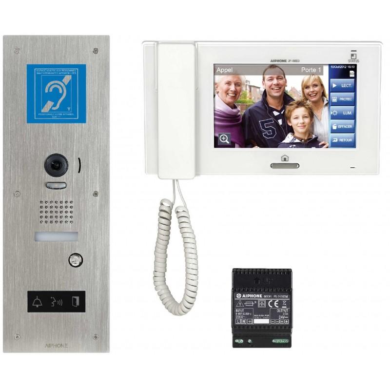 Aiphone JPS4AEDFLBM - accessibilité
