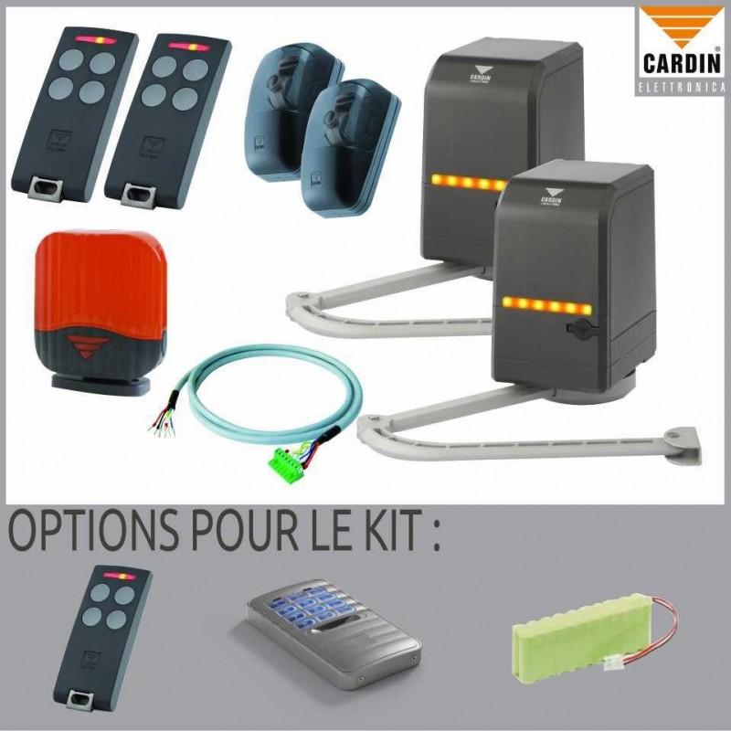 205/BLTOW24 Kit motorisation portail Cardin