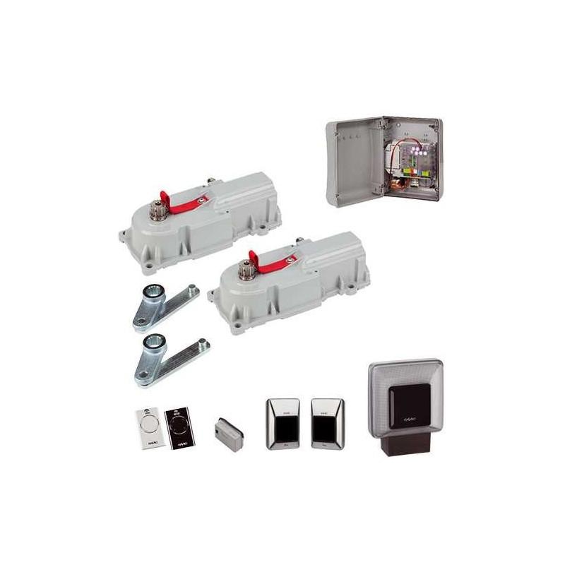 Motorisation enterrée FAAC - POWER Kit START 24V