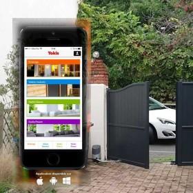 DOM6KIT gestion du portail par téléphone portable