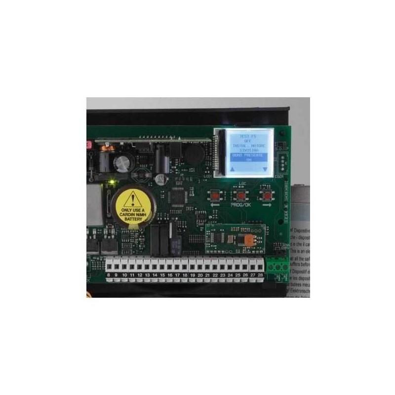 carte électronique 999554 pour moteur cardin SLX324 ET SLX1524