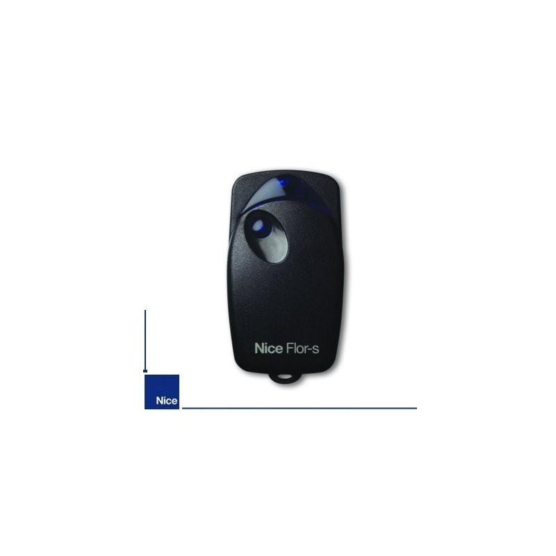 Télécommande Nice FLO1R-S rolling code 433 mhz