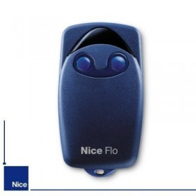 Télécommande Nice FLO2 switch 433 mhz