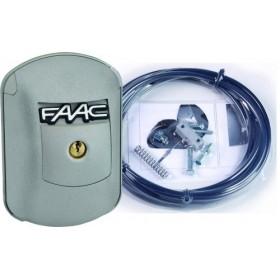 Déverrouillage exterieur FAAC
