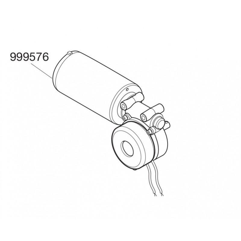 999576 groupe moteur + encodeur CARDIN