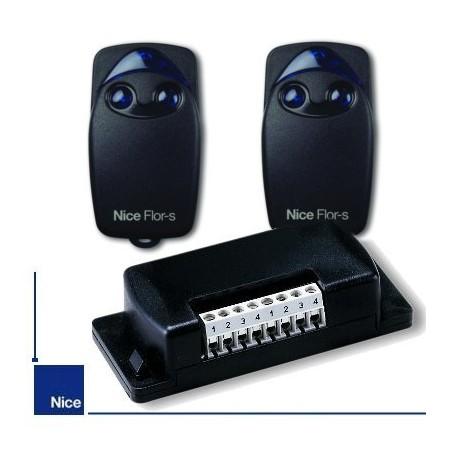 Télécommande Nice FLOX2R +FLO2R