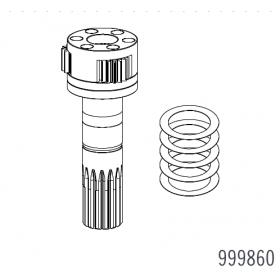 Réducteur pignon 4 Bl824