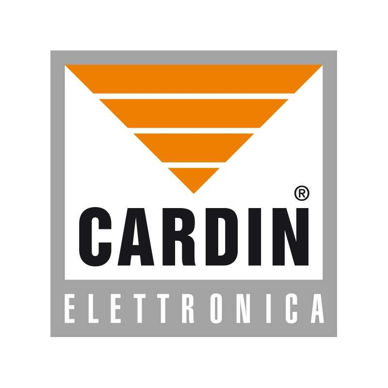Carte chargeur Cardin pour moteur coulissant SLX324 et SLX3024