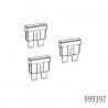 Sachet de 20 fusibles 4A –et 15A SL324 Cardin