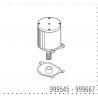 Moteur 999546 pour moteur coulisssant Sl324 Cardin
