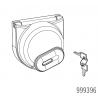Déverrouillage moteur SL324 CARDIN avec les clés