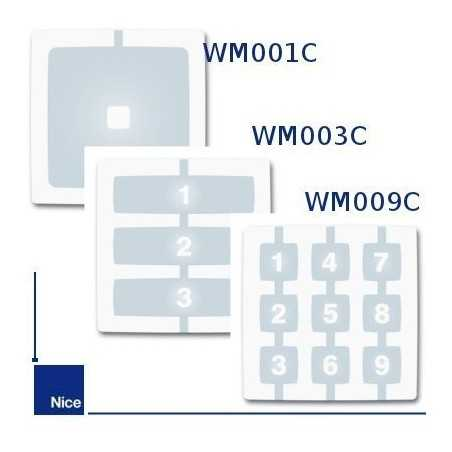 Télécommande Nice WM003C
