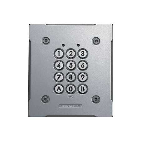 Aiphone AC10F clavier à codes aiphone encastré