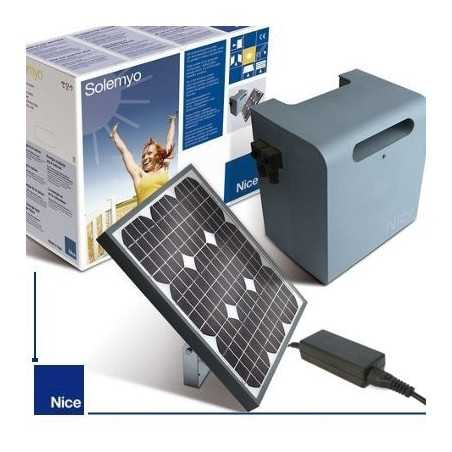 Kit solaire Nice SYKCE solemyo