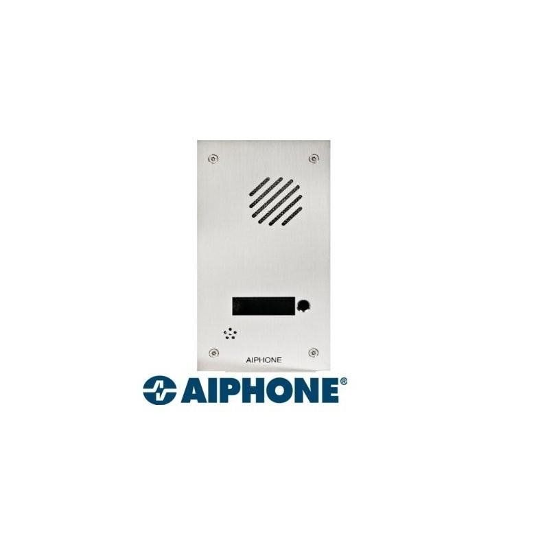 Aiphone FDB1 façade inox à encastrée