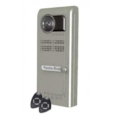 Intratone HV1S4 Villa visio - Visiophone GSM pose en saillie