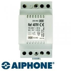 Aiphone 40781 Alimentation 12V 1,5 A
