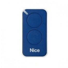 Télécommande Nice INTI Bleu
