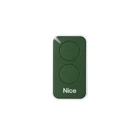 Télécommande Nice INTI Vert
