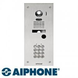 Aiphone KJKF - Façade inox encastrée pour kits vidéo JK, JP et JO
