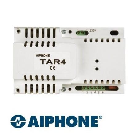 Aiphone TAR4 relais temporisé pour commande externe