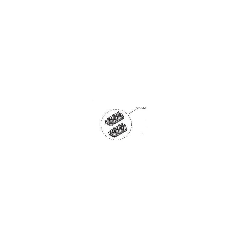 Passe-câble en caoutchouc BL3924