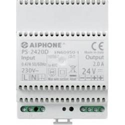 Aiphone PS2420D Alimentation 24VDC 2A pour JP/GT