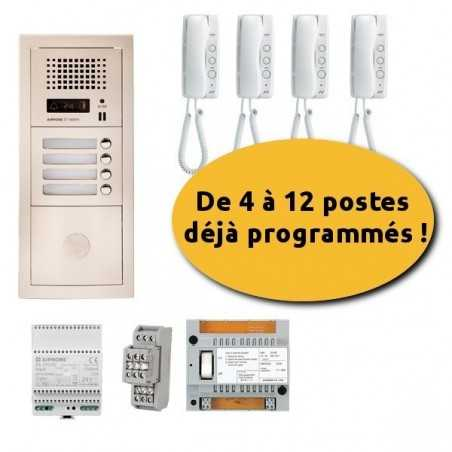 Aiphone GTA10E Interphone 10 appartements