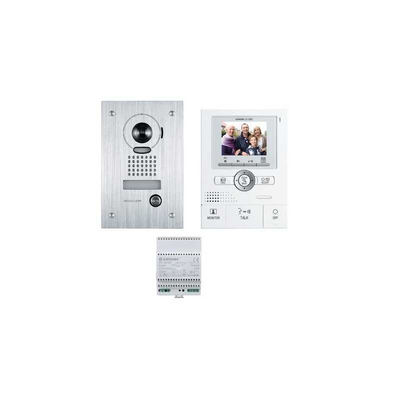Aiphone JKS1AEDF à mémoire platine encastrée