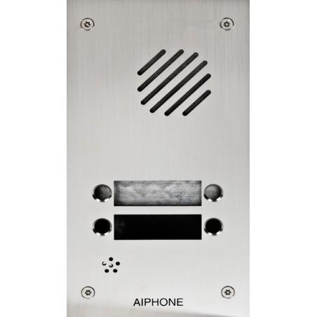 Aiphone FDB4 façade inox à encastrée