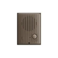 gtd aiphone platine de rue audio individuelle. Black Bedroom Furniture Sets. Home Design Ideas