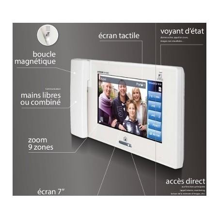 Aiphone JM4HD poste supplémentaire Aiphone