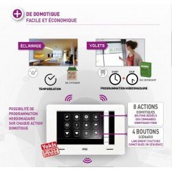 Domotique MINI-NOTE+ Urmet