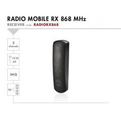 RECEPTEUR RADIO POUR 4 PALPEURS RESISTIFS