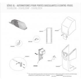 Carte électronique Cardin GL20 - S449