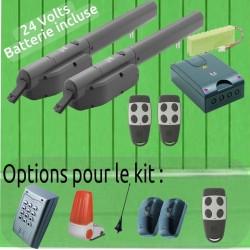 205/BLA24S-X9 Kit Cardin