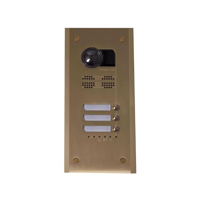 Intratone 05-0115 Villa - Visiophone GSM pose encastré
